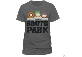 South Park - Group - T-Shirt Grau (M)