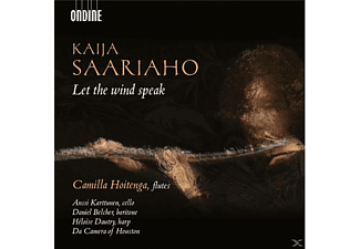 Camilla Hoitenga, Anssi Karttunen, Daniel Belcher, Héloise Dautry, Da Camera Of Houston - Let The Wind Speak - (CD)