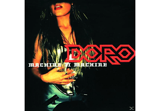 Doro - MACHINE 2 MACHINE [CD]