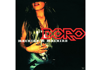 Doro - MACHINE 2 MACHINE - (CD)