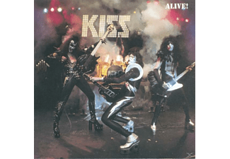 Kiss - Alive! (Ltd.Back To Black Vinyl) [Vinyl]
