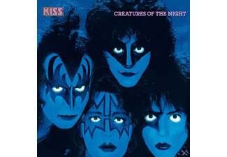 Kiss - Creatures Of The Night (Ltd.Back To Black Vinyl) [Vinyl]