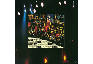 Kiss - Mtv Unplugged (Ltd.Back To Black Vinyl) [Vinyl]