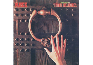 Kiss - Music From The Elder (Ltd.Back To Black) [Vinyl]