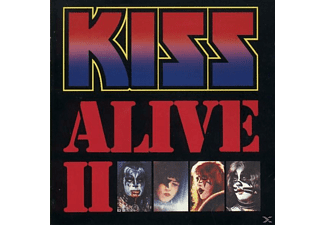 Kiss - Alive Ii (Ltd.Back To Black Vinyl) [Vinyl]