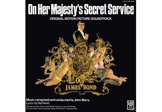 John Barry - James Bond:On Her Majesty's Secret Service (Ltd.Edt.) [Vinyl]
