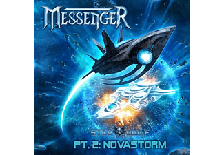 The Messenger - Starwolf-Pt.Ii: Novastorm (Ltd.Digipak) [CD]