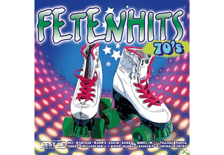 VARIOUS - Fetenhits 70s - Best Of - (CD)