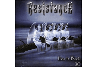 Resistance - Lies In Black [CD]