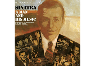 Sinatra Frank -  A Man And His Music [Βινύλιο]