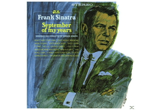 Frank Sinatra - September Of My Years - (Vinyl)