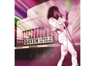Queen - A Night At The Odeon – Hammersmith 1975 (2-LP) [Vinyl]