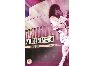 Queen - A Night At The Odeon | DVD