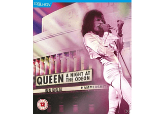 Queen - A Night At The Odeon | Blu-ray