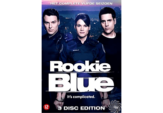 Rookie Blue - Seizoen 5 | DVD
