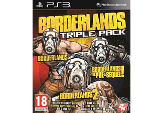 Borderlands Triple Pack | PlayStation 3
