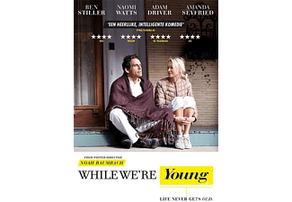 While We're Young | DVD