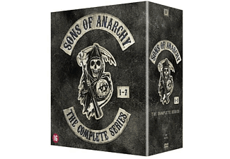 Sons Of Anarchy - Complete Ultimate Collection | DVD