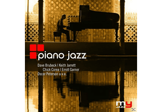 VARIOUS - PIANO JAZZ (MY JAZZ) - (CD)