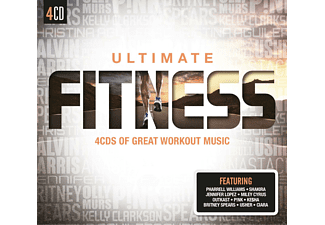 Various Ultimate... Fitness CD