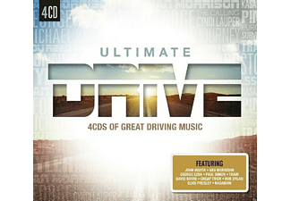 Various Ultimate... Drive CD