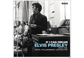 Elvis Presley -  If I Can Dream: Elvis Presley [CD]
