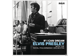 Elvis Presley If I Can Dream: Elvis Presley CD
