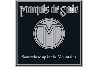 Marquis De Sade - Somewhere Up In The Mountains - (CD)
