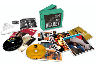 Art Blakey And The Jazz Messengers Art Blakey: The Complete Columbia & Rca Victor CD