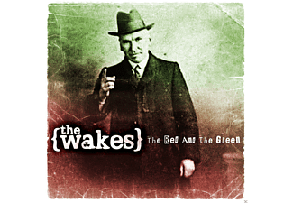 Wakes - The Red And The Green (+Bonus) - (CD)