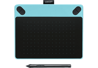 WACOM SYSTEMS Intuos Comic Blue PT S - (CTH-490CB-N)