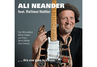 Ali Neander - This One Goes To Eleven - (CD)
