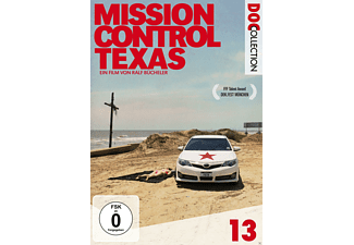 Mission Control Texas - (DVD)