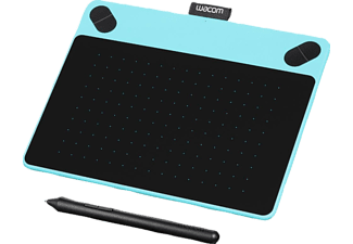 WACOM SYSTEMS Intuos Draw Blue Pen S - (CTL-490DB-N)