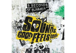 5 Seconds of Summer - Sounds Good Feels Good - Limited Deluxe Edition (CD)