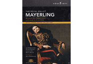 Irek Mukhamedov, Viviana Durante, Lesley Gollier, Darcey Bussell, Orchestra Of The Royal Opera House, Royal Ballet - Mayerling - The Royal Ballet - (DVD)