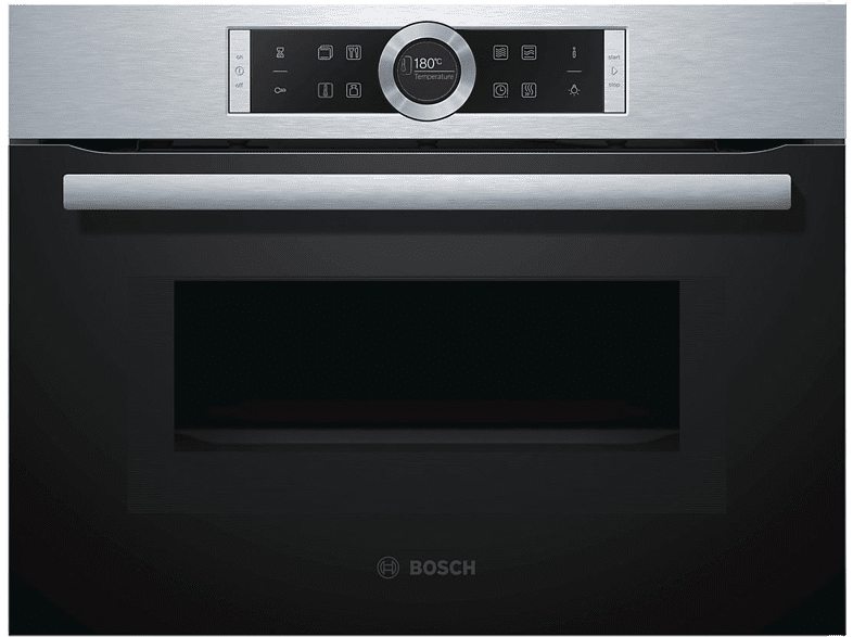 BOSCH CMG633BS1 οικιακές συσκευές εντοιχιζόμενες συσκευές φούρνοι μικροκυμάτων οικιακές συσκευές