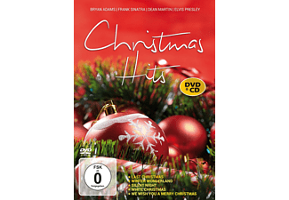 VARIOUS - Christmas Hits - (DVD + CD)