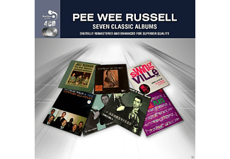 Pee Wee Russell - 7 Classic Albums [CD]