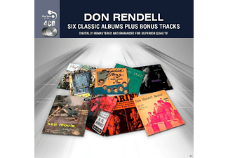 Don Rendell - 6 Classic Albums Plus [CD]