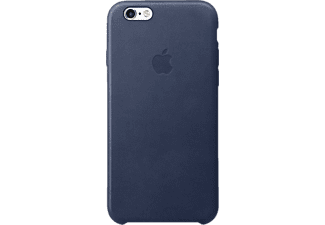 APPLE iPhone 6S bőr tok midnight blue (mkxu2zm/a)