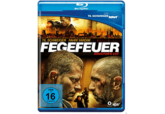 Tatort - Fegefeuer 2015 (Director's Cut) [Blu-ray]