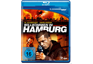 Tatort - Willkommen in Hamburg 2013 (Director's Cut) - (Blu-ray)