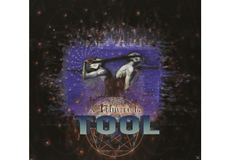 VARIOUS - Tribute To Tool - (CD)