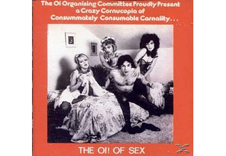 Various - Oi! Of Sex - (CD)