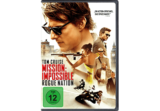 Mission Impossible - Rogue Nation [DVD]