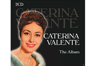 Caterina Valente - Caterina Valente-The Album - (CD)