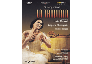 VARIOUS, Orchestra, Chorus And Ballet Of The Theatro Alla Scala - La Traviata - (DVD)