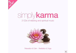 MORRISON,TOM E. & MALLOY,ALASDAIR - Simply : Karma - (CD)