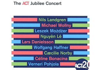VARIOUS - Act Jubilee Concert - (CD)